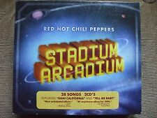 Red Hot Chili Peppers - Stadium Arcadium Double CD.Both Discs Are In VGC.