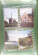 CPA Holland Warmond Windmill Moulin a Vent Windmühle Wiatrak w8