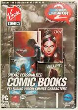 Comic Book Creater 2: Virgin Comics