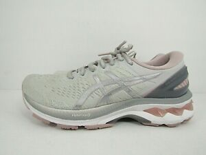 WOMEN'S ASICS GEL KAYANO 27 size 6.5 !WORN LESS THAN 10 MILES! RUNNING SHOES !!