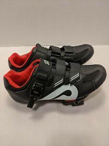 Peloton Cycling Shoes Size 42 Unisex With Cleats Racing Biking Cycle Train