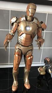 Neca 18 inch Ironman 'Midas' Figure In Perfect Condition