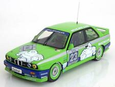 1:18 Minichamps BMW Alpina M3 E30 #23, DTM Oberndorfer 1988 Michelin
