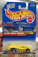 1998 Hot Wheels Sol-Aire CX4 Flyin' Aces 5 Spoke #739