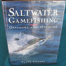 SALTWATER GameFishing ~ Peter Goadby.  Offshore & ONshore.  1st HbDj   aWeSoMe