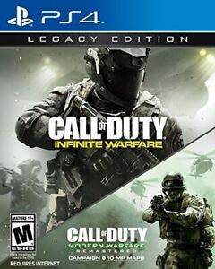 Call Of Duty: Infinite Warfare (Legacy Edition) For PS4 - Sony PlayStation 4