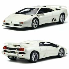 Voitures de sport miniatures blancs Lamborghini
