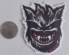 Spitfire wheels sticker werewolf skate skateboard cell laptop bumper decal