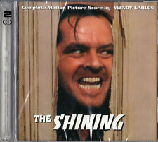 SC - 2CD THE SHINING (Motion Picture Score) Wendy Carlos / Christoph Penderecki