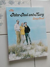 The Peter Paul & Mary Song Book Rock Music Alfred Pub Best Of New Oop Rare