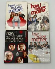 Lot How I Met Your Mother TV Series Seasons 1 2 3 4 On 12 DVDS
