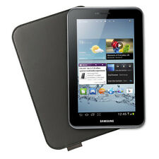 Genuine Samsung GT-P3100 Galaxy Tab 2 7.0 Protective Leather Pouch Case Cover