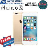 Sealed & New Apple iPhone 6S 64GB Factory Unlocked Gold Smartphone GSM/CDMA