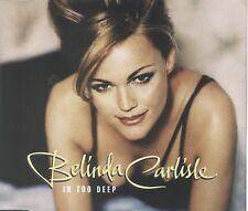 Belinda Carlisle - In Too Deep CD Single