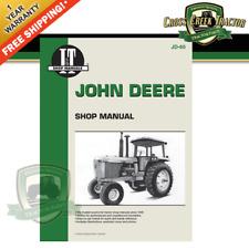 Itjd60 New Shop Manual Diesel Tractors 4055 4255 4455 4555 4755 4955