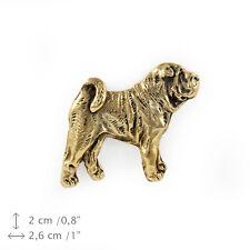 Shar-Pei Körper, Anstecker Art Dog, Limited Edition, DE