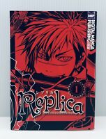 Replica Vol.1 Manga Karakara Kamuri Paperback V.G