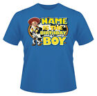 Toy Story Jessie Personalised Birthday Boy T-Shirt Ideal Gift/Present