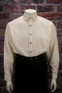 FRONTIER CLASSICS OLD WEST COWBOY CLOTHING GENT SHIRT