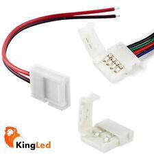 Connettori Clip per Strip LED senza Saldatura Montaggio facile Tutti i modelli