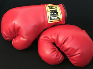 Everlast Yellow Tag Boxing Gloves - 14 Oz See- Pics Fast Ship