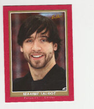 2005-06 Bee-Hive RED Border # 141 Maxime Talbot Rookie