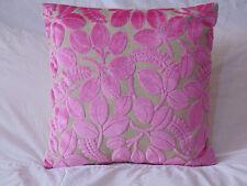 Designers Guild Velvet Calaggio-Peony Cushion Cover