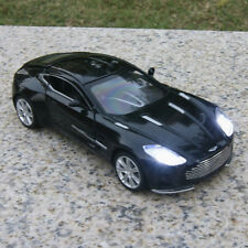 Model Cars 1 32 Toys Aston Martin One-77 Alloy Diecast Sound & Light Red Gifts