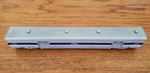 Custom Ho Scale Amtrak Phase 4b VIEWLINER Baggage Car