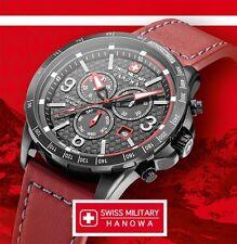 SWISS MILITARY HANOWA CHALLENGE LINE ACE CHRONO REF 6-4251.13.007