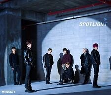 Monsta X - Spotlight: Version A [New CD] Ltd Ed, With DVD, Japan - Import
