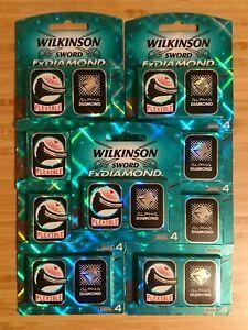 Wilkinson Sword / Schick Tracer FX Diamond 8 Blades