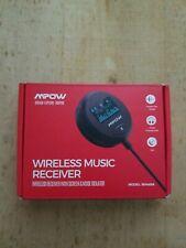 Mpow Wireless Music Receiver Model BH489A