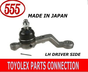 NEW LEXUS GS300 GS400 GS430 SC430 LH DRIVER LOWER BALL JOINT ASSY by  555