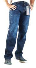 Pantalones de algodón de rodilla rodilla para motoristas