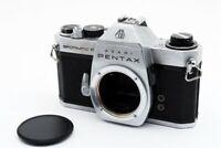 Excellent++ Asahi Pentax Spotmatic SP F Film Camera Body from Japan