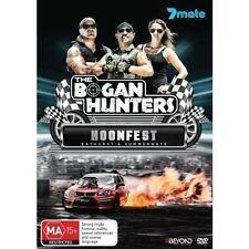 The Bogan Hunters Hoonfest - Bathurst And Summernats DVD Region 4