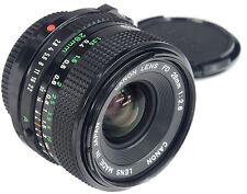 Canon FD 28mm 2.8