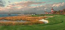 18th Hole, Harbour Town Golf Links by Linda Hartough