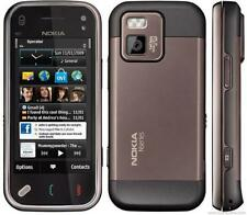 "Nokia N97 3.5"" 360x640 pixels 5MP 480p 128MB RAM Symbian 9.4, Series 60 rel. 5"