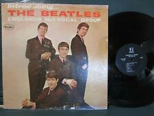 "BEATLES ""Introducing the Beatles"" VJ 1062 D/G 1964 Vinyl lp"
