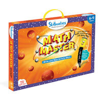 Math Master - Kids Learn Maths Fun Way - 16 Repeatable Games For Smart Children