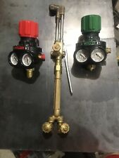 Victor Edge Series Oxygen And Acetylene Gauges And Torch