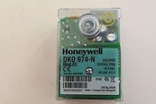 Öl Relais Steuergerät Satronic Honeywell DKO -N 974  Mod.5 Digitales Steuergerät