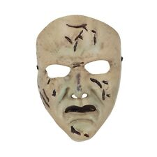 Halloween Horror Máscara Facial Pvc Disfraz monstruo aterrador Accesorio