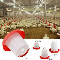 1/2.5-5L Feeder & Drinker Chicken / Poultry / Duck/Hen Food And Water Accesories