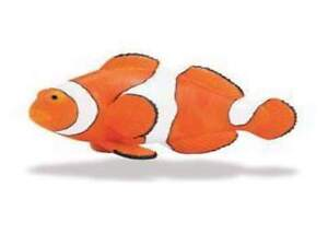 Clownfish 4 5/16in Series Unbelievable Creatures Safari ltd 261829
