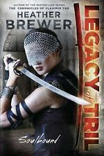 BRAND NEW BOOK The Legacy of Tril: Soulbound 1 by Heather Brewer 2012, Hardcover