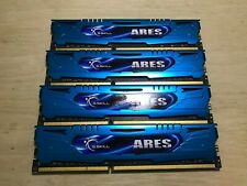 G.SKILL ARES 2133mhz DDR3 32gb (4x8GB PC-17000 CL10)