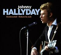Johnny Hallyday - Sentimental [CD]
